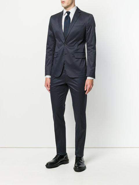 Dsquared2 Slim Fit Suit In Blue