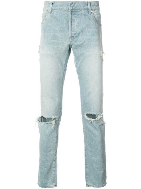Balmain джинсы 3