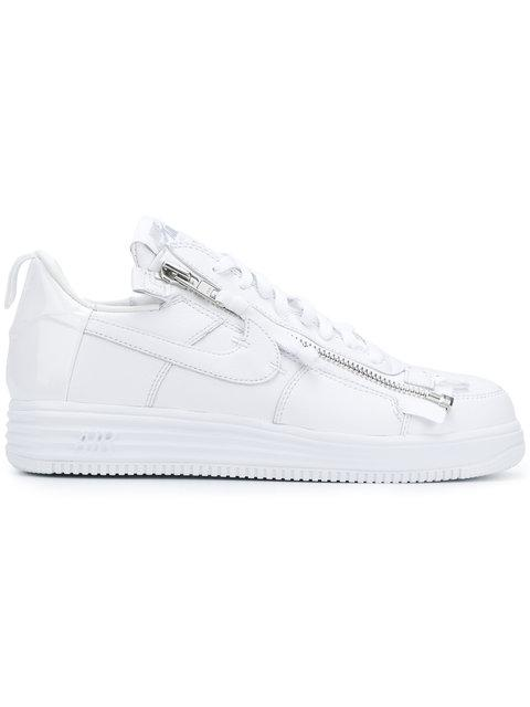 separation shoes f565d 03f9e Nike Acronym X Lunar Force 1 Air Sneakers - Farfetch In White