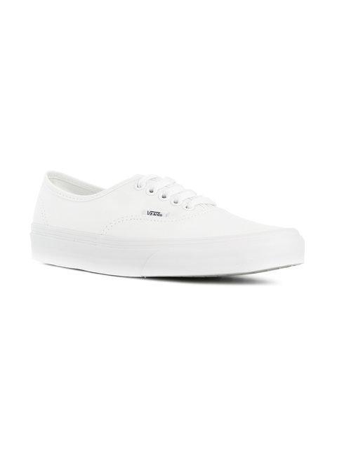 Vans Lace Up Shoes White Modesens