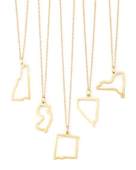 1aa530505 Maya Brenner Designs Maya Brenner 14K Gold Necklace, M-W & Dc In Oregon