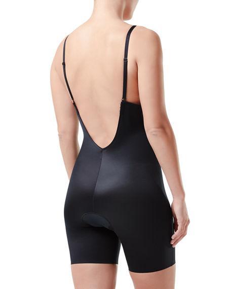 0dd6ff22e00 Spanx Suit Your Fancy Firm-Control Plunge-Neckline Low-Back Body Shaper  10157R