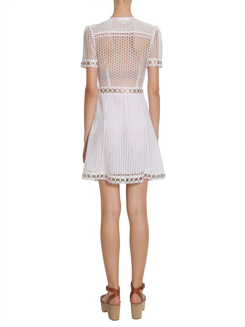 5132f9d827d Michael Michael Kors Lace Dress In White
