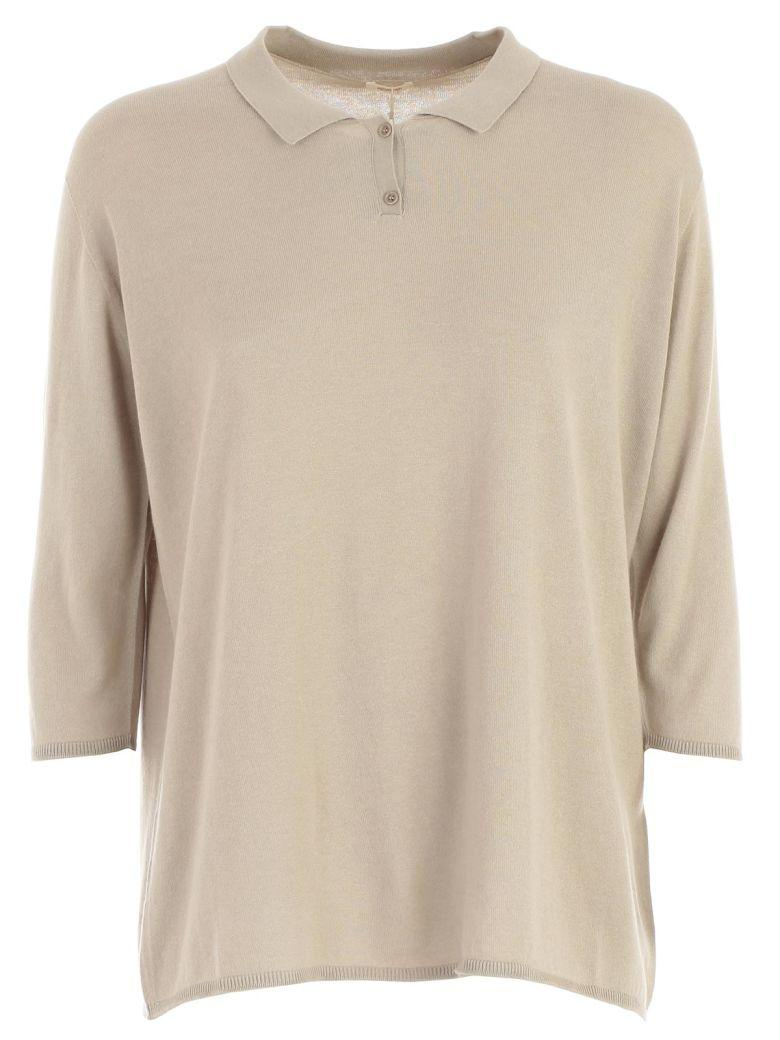 A Punto B Polo Shirt In Grigio