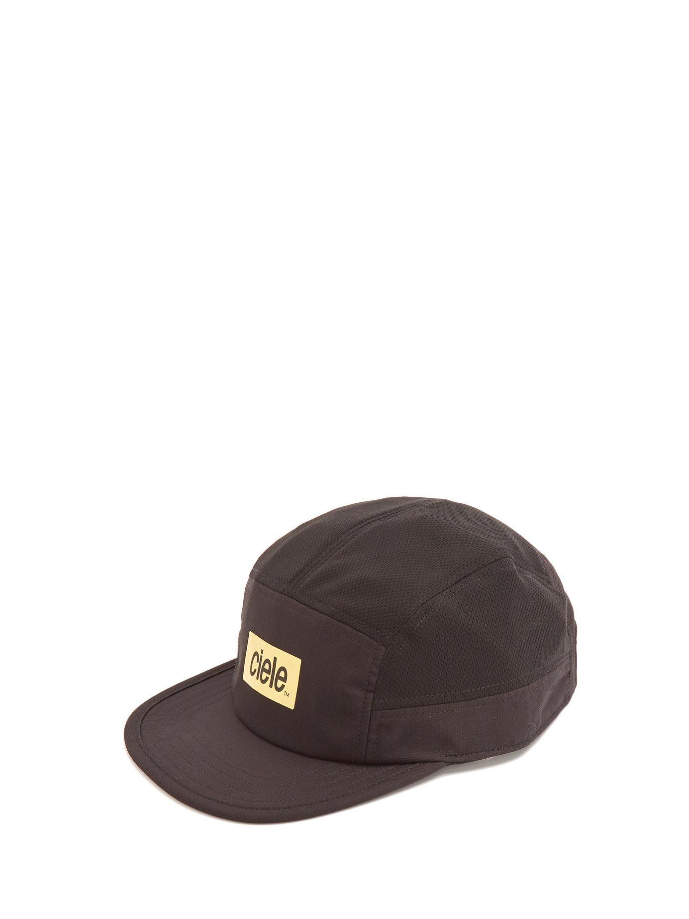 a03e8cc241f5b Chapeaux Ciele Athletics FST Cap Decade Whitaker Edition Running Fitness  Black Hat