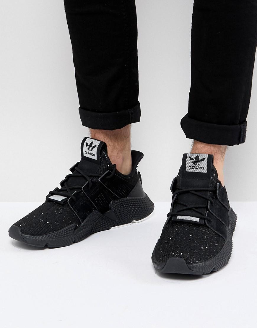 401253d40b5 Prophere Sneakers In Black B22681 - Black