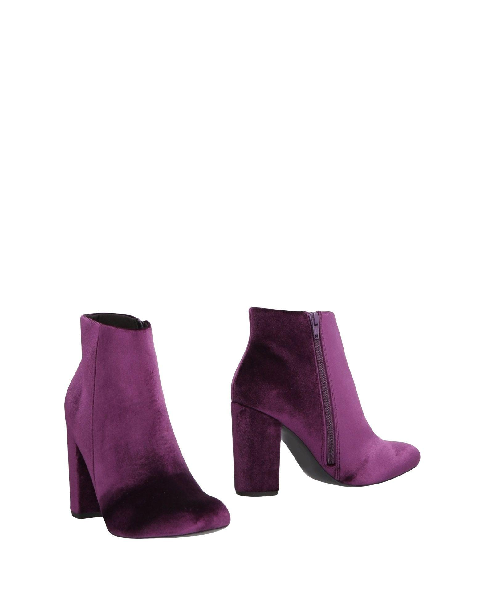 506ffbb35c7 Steve Madden Ankle Boots In Purple