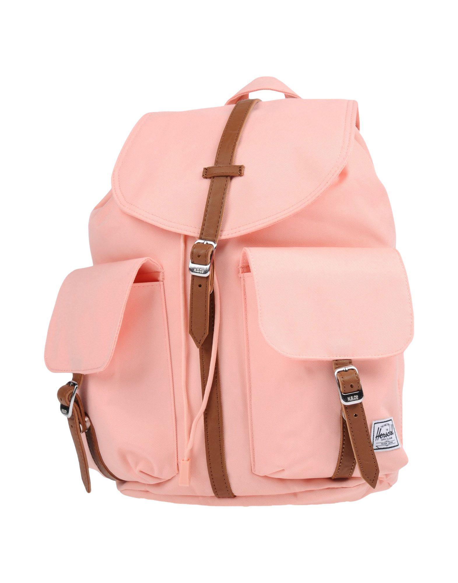95fd122192f Herschel Supply Co. Backpacks   Fanny Packs In Salmon Pink