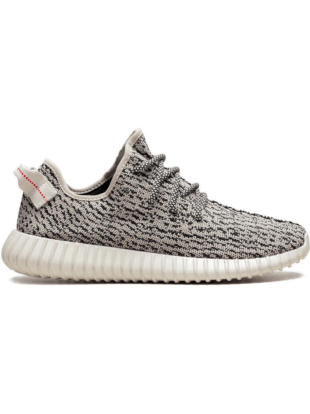 90cd04094322 Adidas Originals Adidas  Yeezy Boost 350  Sneakers - Grau In Grey ...