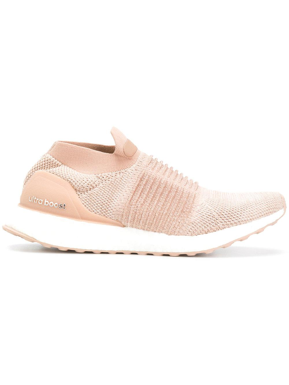 9386c8d9a13 Adidas Originals Adidas Ultraboost Laceless Sneakers - Pink
