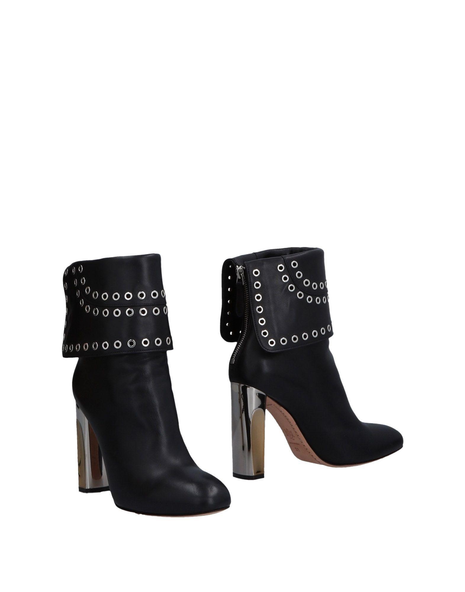 ALEXANDER MCQUEEN Ankle boot,11479063VD 15