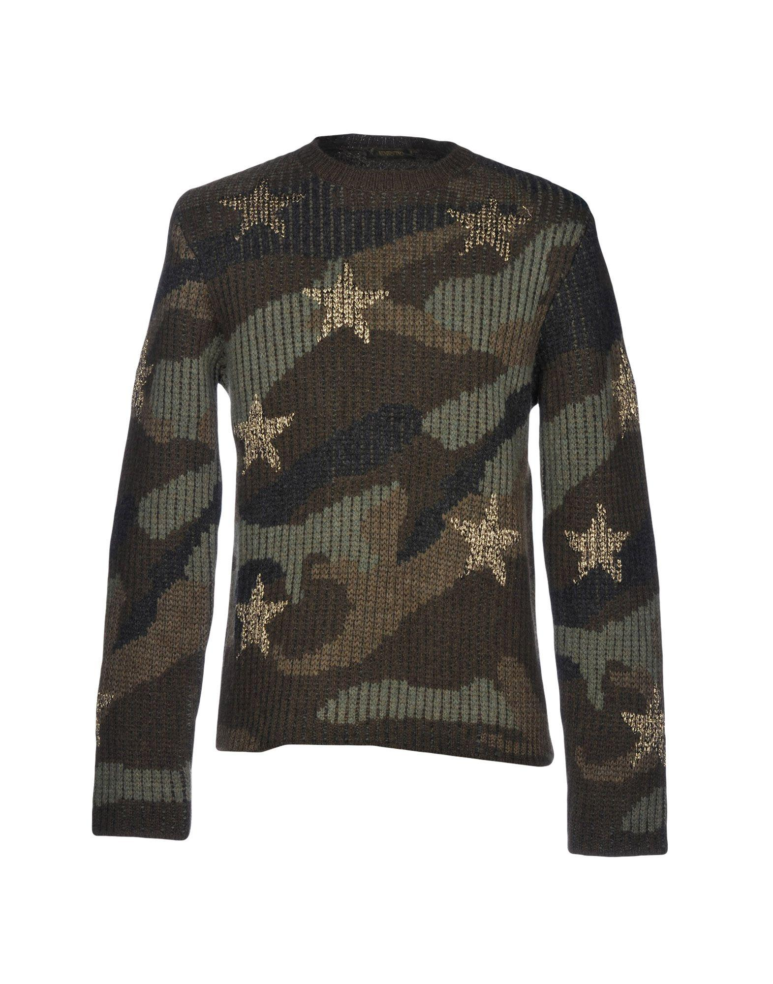 36c8a7640 Valentino Sweaters In Military Green