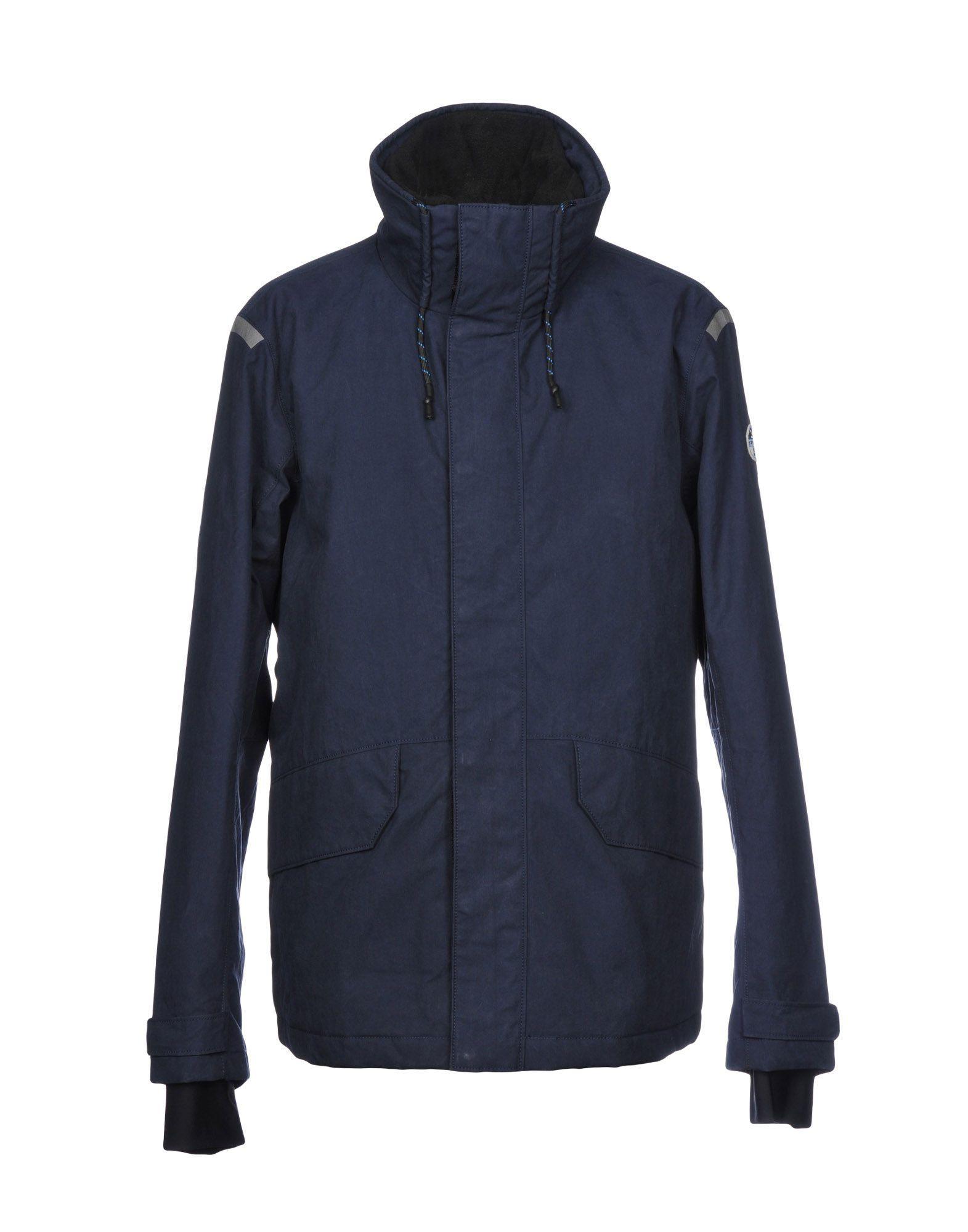 Jacket In Dark Blue
