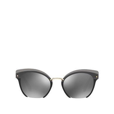 950a8805183 Miu Miu Rasoir Semi-Rimless Eyewear In Mirrored Carbon Lenses