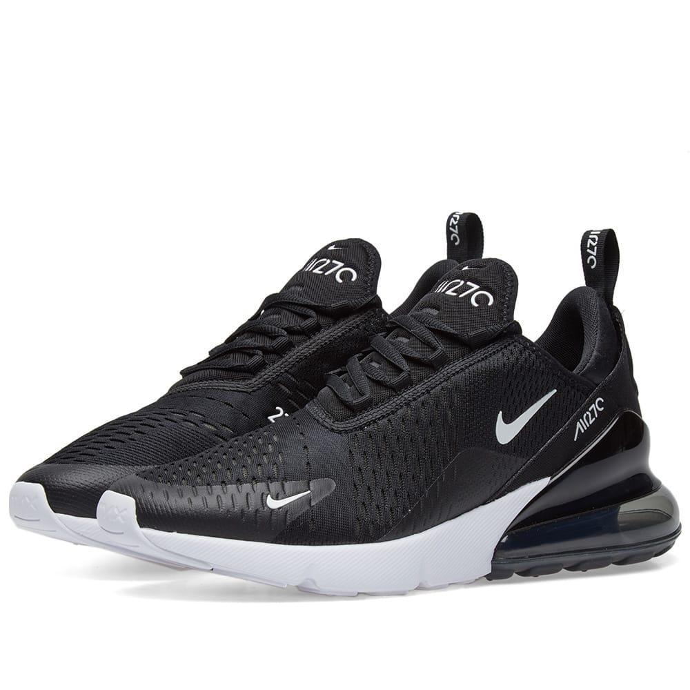 b1bfcdf9ac Nike Women's Air Max 270 Se Casual Shoes, Black | ModeSens