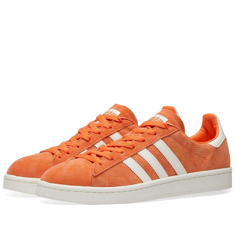adidas campus femme orange