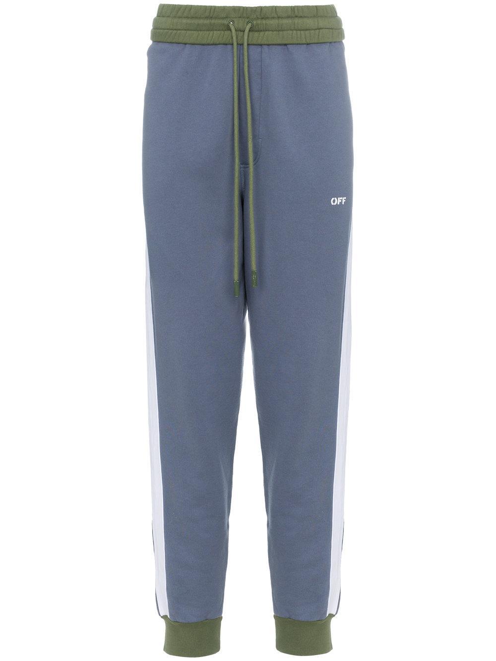 92c7137bbd31 Off-White X Browns Jogginghose - Blau In Blue