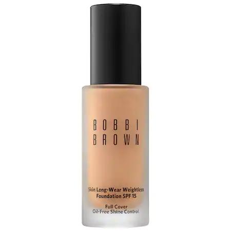 Bobbi Brown Skin Long-wear Weightless Foundation Spf 15 ...