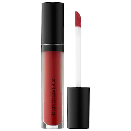 bareMinerals Gen Nude Patent Lip Lacquer - Bestie Lipstick