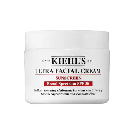 Kiehl's Since 1851 1851 Ultra Facial Cream Sunscreen Spf 30 1.7 Oz.