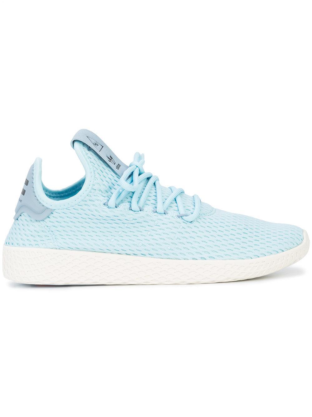autentyczna jakość kup dobrze nowy autentyczny Adidas 'Pharrell Williams Tennis Hu' Sneakers - Blau in Blue