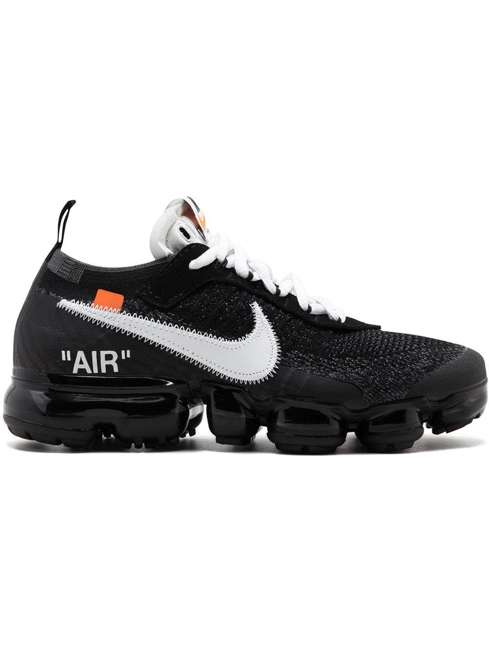 bf92750dac Nike 'The 10: Air Vapormax Fk' Sneakers - Schwarz In Black | ModeSens