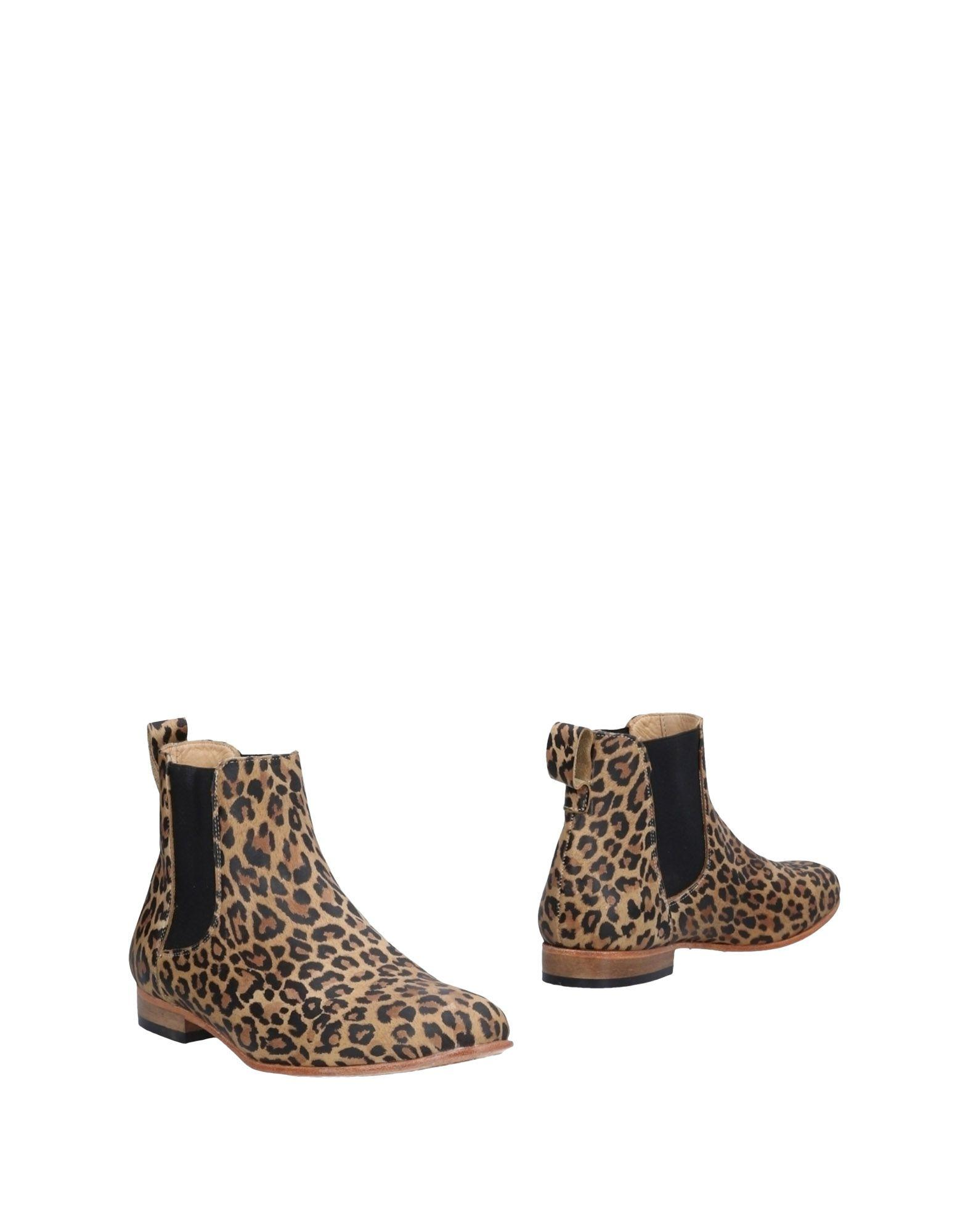 6356eccc9bd Dieppa Restrepo Ankle Boots In Sand