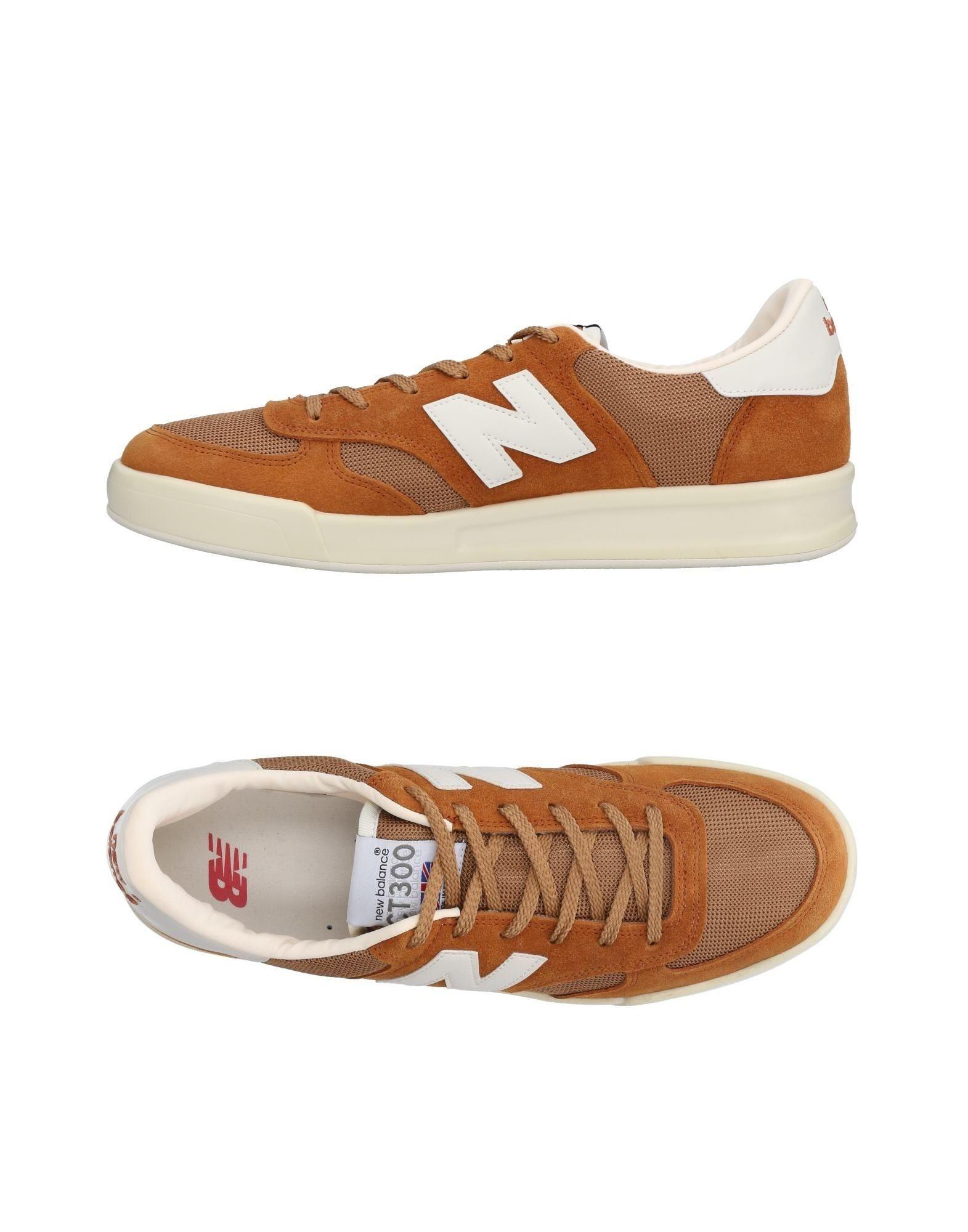 sélection premium b481a bf1a3 Sneakers in Camel