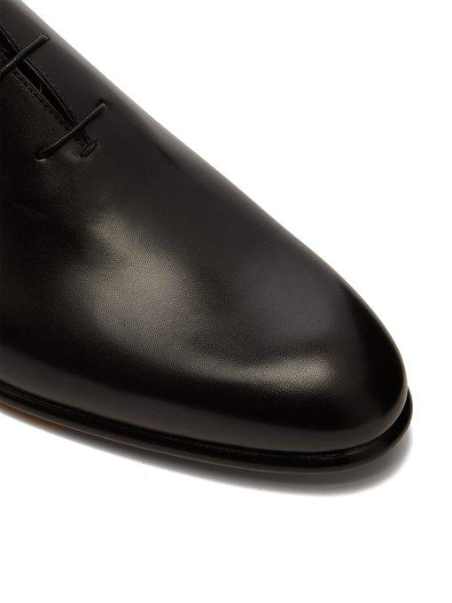 BERLUTI Alessandro Galet leather oxford shoes