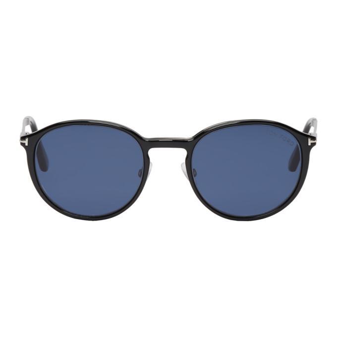 05b3ab59ae1e Tom Ford Gunmetal   Black Magnetic Clip-On Ft5476 Glasses In 12V Ruth Bl