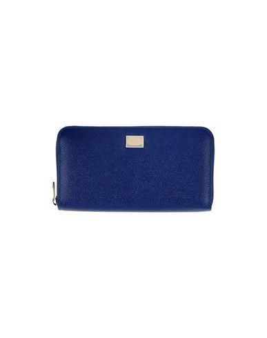 5d1ec028 Dolce & Gabbana Wallets In Dark Blue | ModeSens