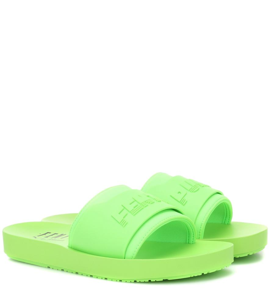 newest 6fa51 4bfeb Surf Slides in Green