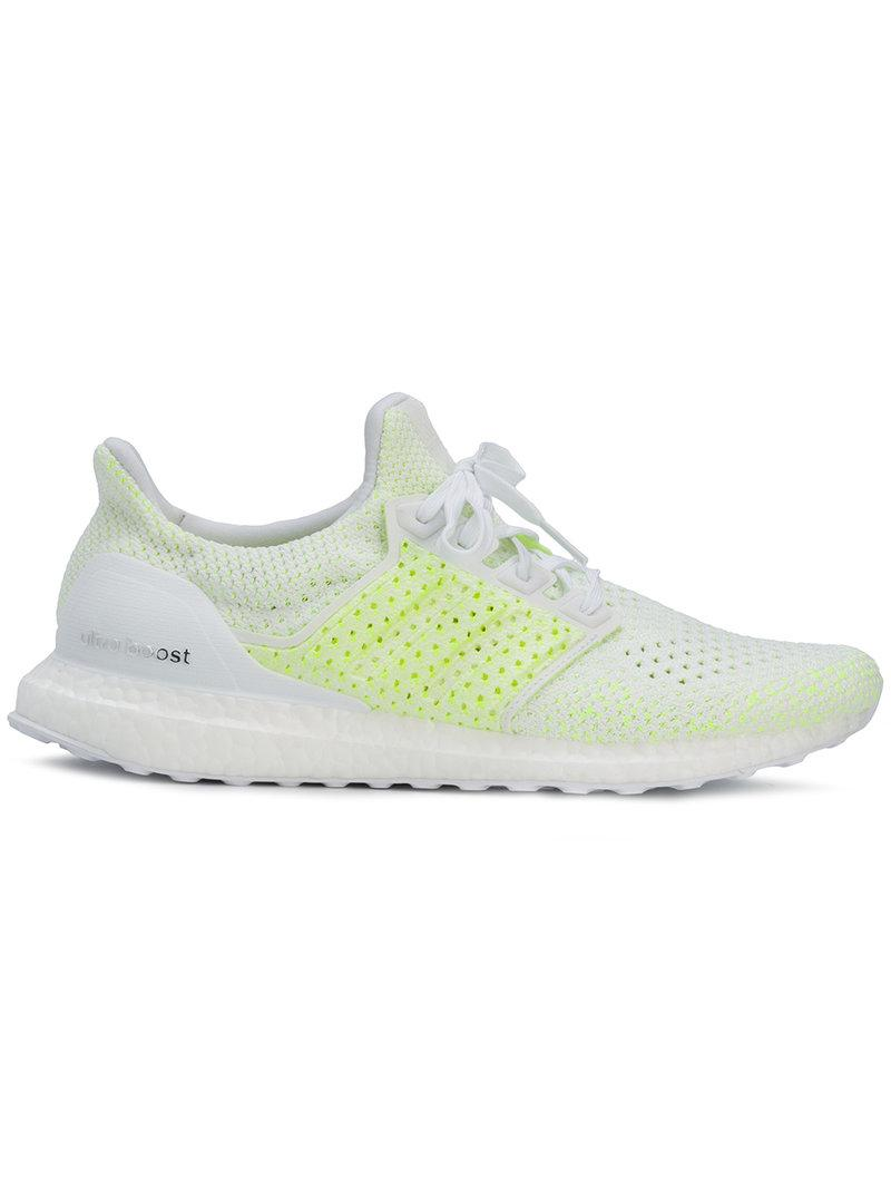 0e60e6f1bef8a Adidas Originals Adidas Men s Ultraboost Clima Running Sneakers From Finish  Line In White