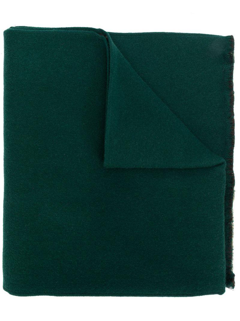 363a18813561e Gucci Schal Mit Logo - GrüN In Green
