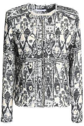 Iro Inoui Jacket In White&Black