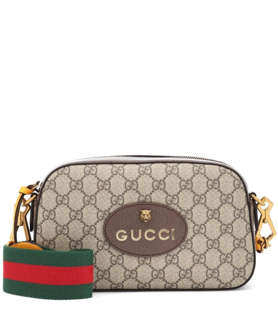 239a84e7a Gucci Gg Supreme Crossbody Bag In Brown | ModeSens