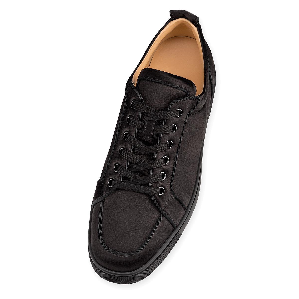 1262177797d Christian Louboutin Rantulow Orlato Men s Flat In Black