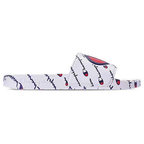 6b0210245f564a Champion Ipo Repeat Sports Slide In White