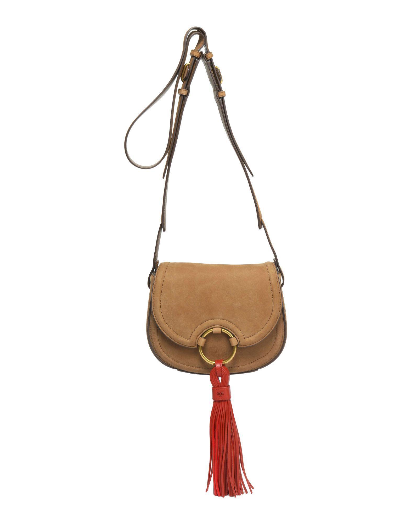 66bb7e00025 Tory Burch Handbags In Camel