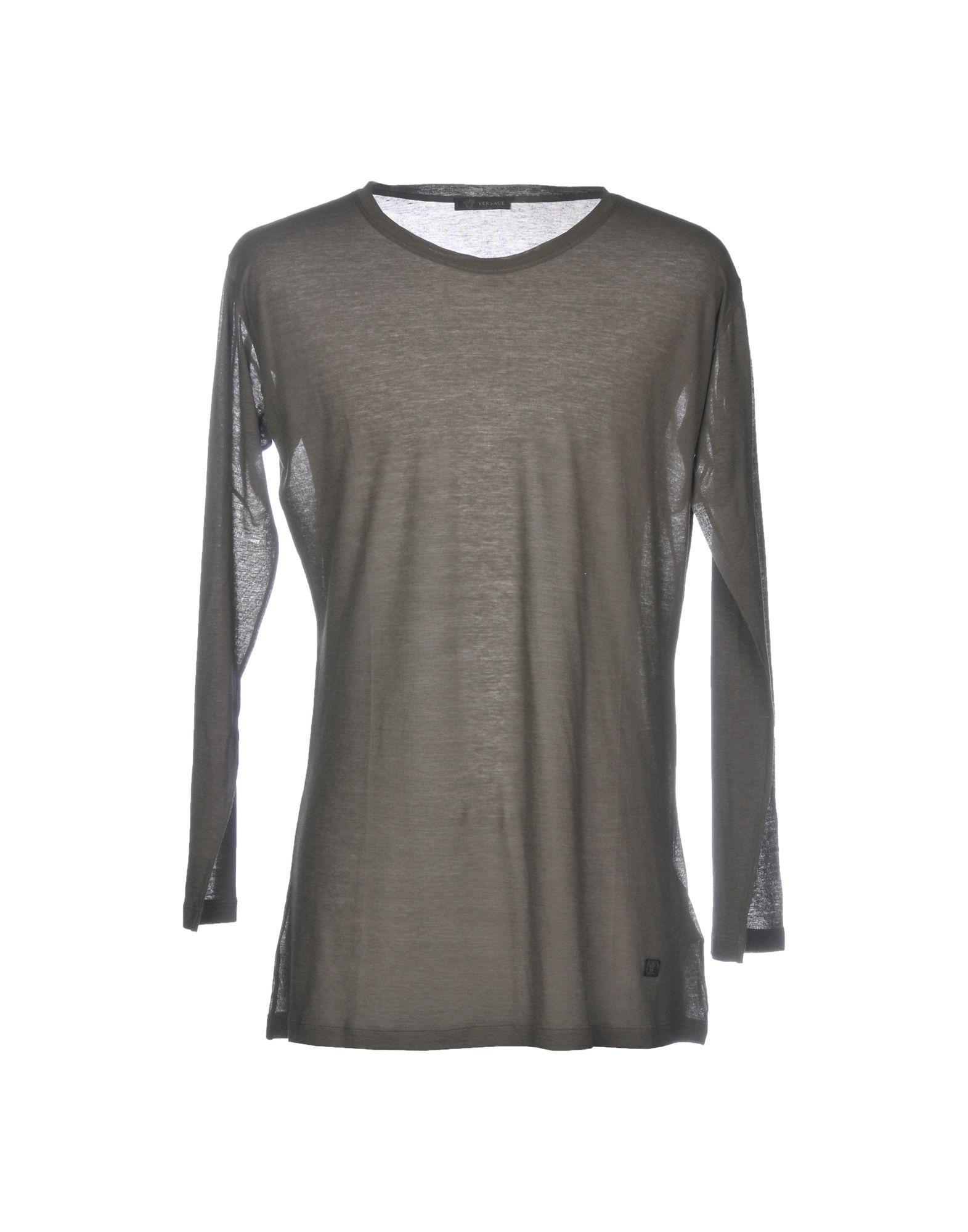 1c6cf4b9 Versace T-Shirt In Military Green | ModeSens