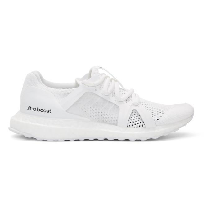 b2bce18090f4f Adidas By Stella Mccartney Women s Shoes Trainers Sneakers Ultraboost In  White