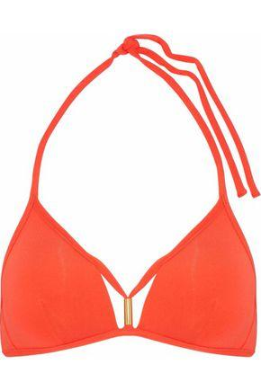 128173f24795d Jets By Jessika Allen Jets Australia By Jessika Allen Woman Jetset Bralette  Cutout Triangle Bikini Top