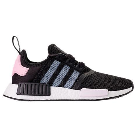 wholesale dealer 75329 0e840 Adidas Originals Nmd R1 Sneakers In Black And Pink - Black