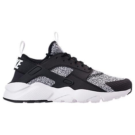 ca22e7036b11 Nike Men s Air Huarache Run Ultra Se Casual Sneakers From Finish Line In  Black