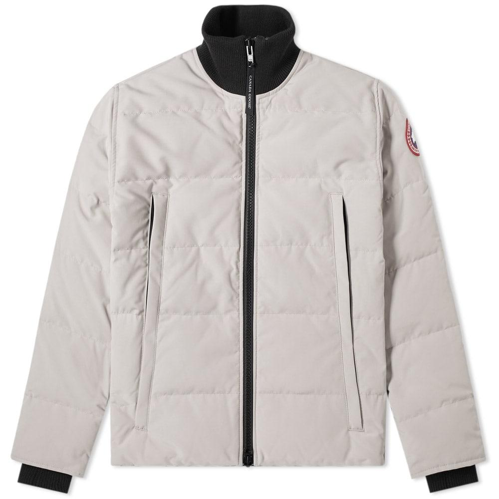 3e9c3b38277 Canada Goose Woolford Jacket In White   ModeSens