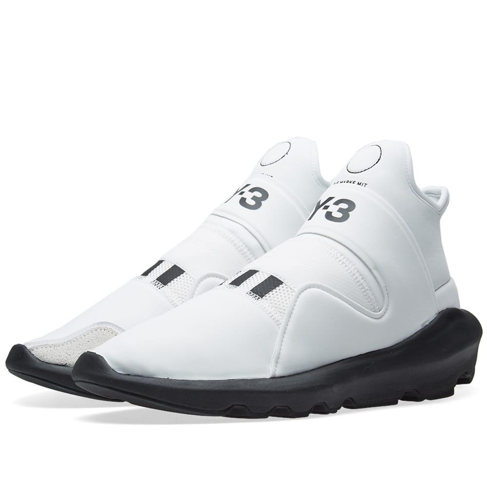 e6002a3658273 Y-3 Men s Suberou Knit Running Sneakers