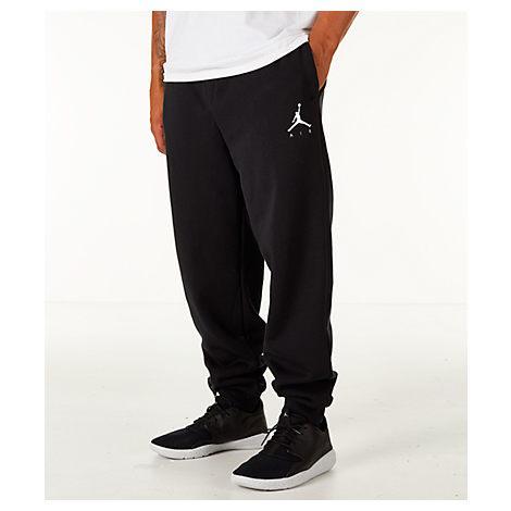 sale retailer a9eac d6ba1 Nike Men s Jordan Sportswear Jumpman Fleece Pants, Black