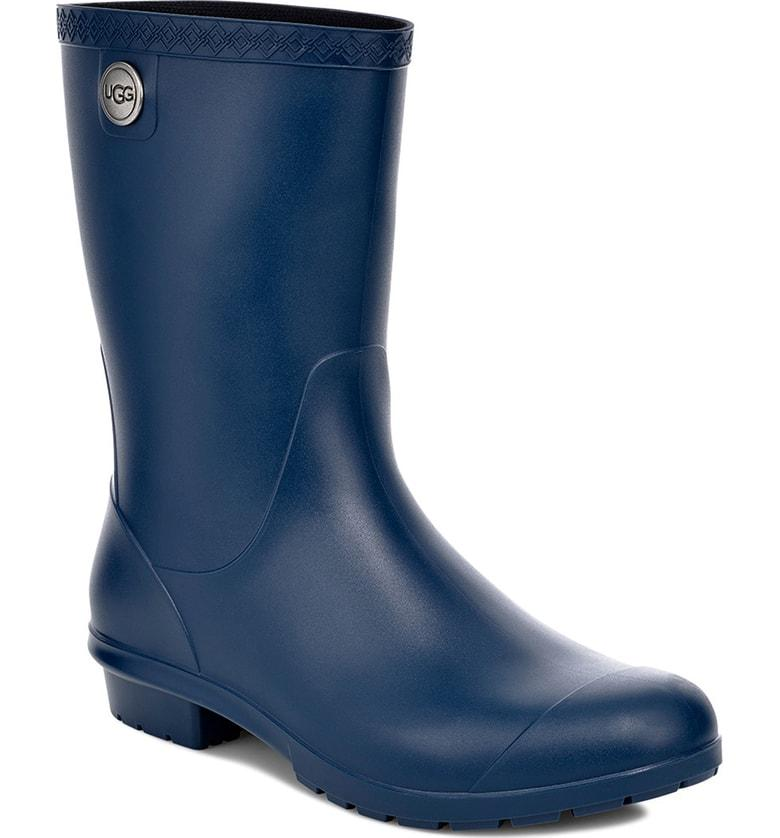e0e3923f00d Sienna Rain Boot in Blue Jay Rubber