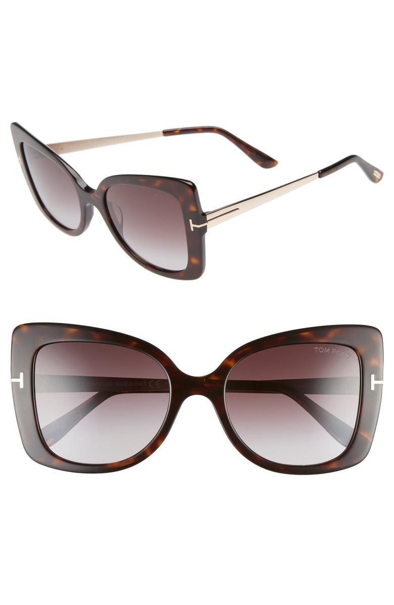 634af4d282c8 Tom Ford Women s Gianna Square Sunglasses