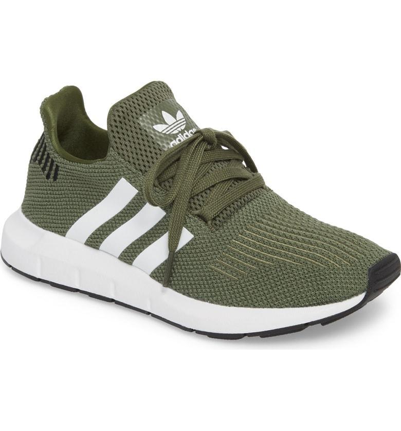 Women's Swift Run Casual Shoes, Green